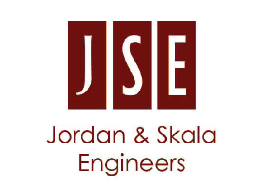 Logo of Jordan & Skala Engineers, a BUILT National national member firm