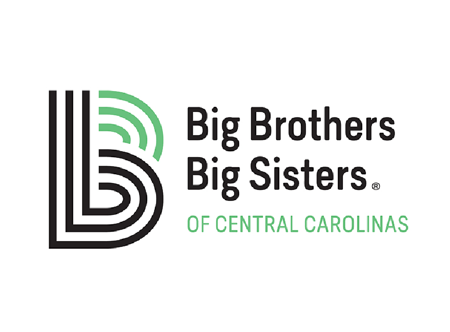 Logo of Big Brothers Big Sisters of Central Carolinas