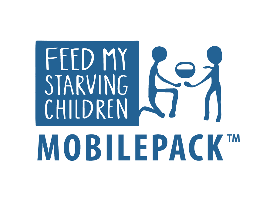 Logo of Feed My Starving Children