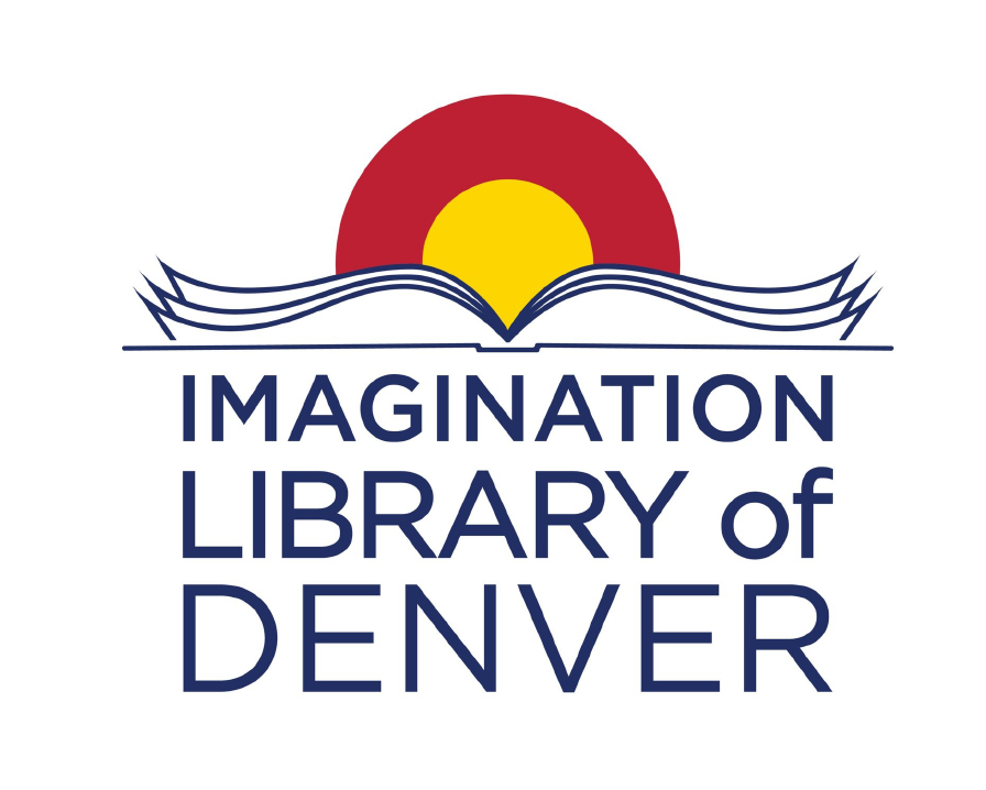 Logo of Imagination Library of Denver