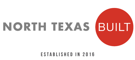 North Texas BUILT logo established in 2016