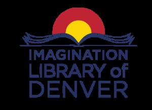Logo of Imagination Library of Denver