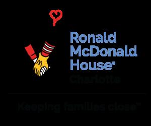 Ronald McDonald House Charlotte logo