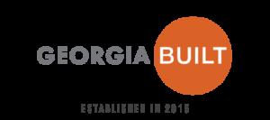 Logo of Georgia BUILT established in 2015